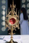Relikwi St. Julie Billiart.