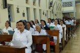 Suasana Ibadat Malam Vigili.
