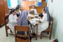 Diskusi Komisi Pendidikan.